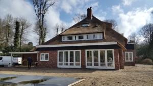 Verbouwing villa te Aerdenhout